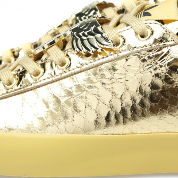 adidas Originals by Jeremy Scott Spring 2014 JS Rod Laver Gold Foil