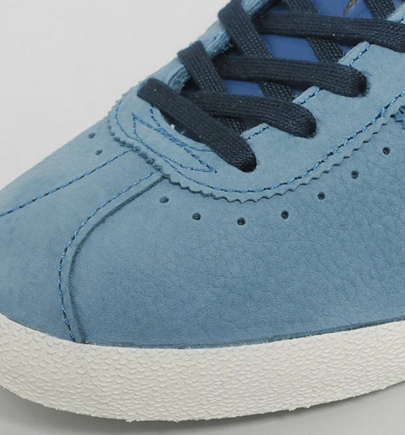 adidas Originals Gazelle OG Leather Blue Legend Ink