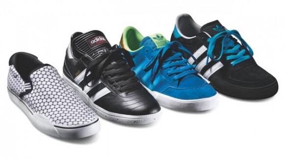 adidas Skateboarding Futebol Pack