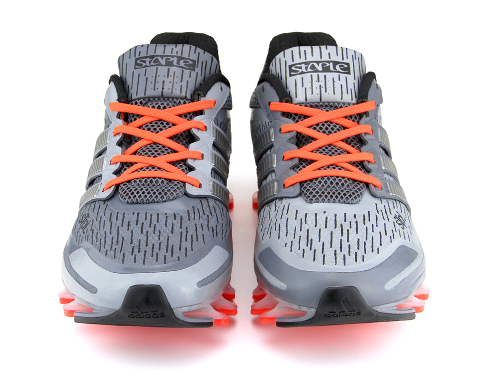 Buy adidas springblade 5 Grey   OFF57% Discounted 4cd439a73