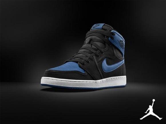 Air Jordan 1 KO High Royal Another Look
