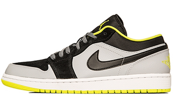 Air Jordan 1 Low Venom Green Now Available