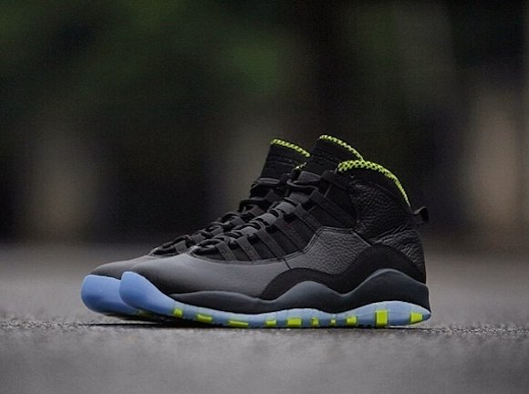 951df5208c90 ... air jordan 10 retro venom green yet another look ...