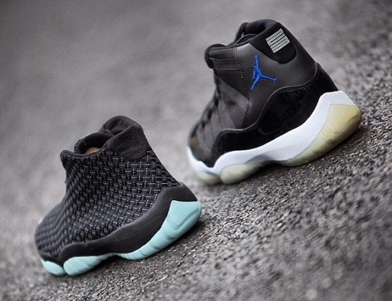 Battle of the Kicks Air Jordan 11 vs Jordan Future