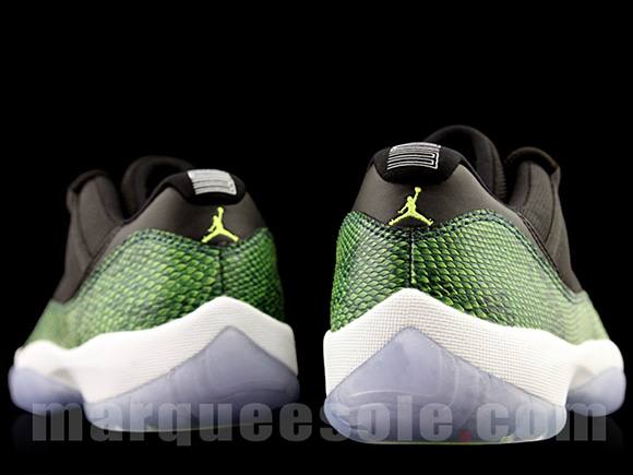Air Jordan 11 Low Green Snake Release Date
