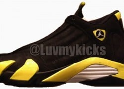 "Air Jordan 14 Retro ""Thunder"" – Release Information"