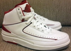 Air Jordan 2 Retro White – Red – Yet Another Detailed Look