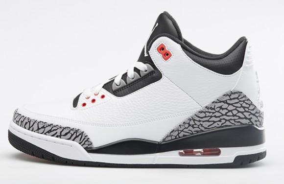 Air Jordan 3 Retro Infrared 23 Official Images