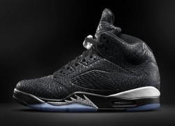 Air Jordan 3Lab5 Black/Silver – First Look