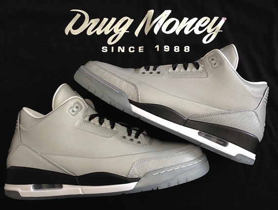 Fat Joe and Ludacris Show Off Their Air Jordan 3 5Lab3