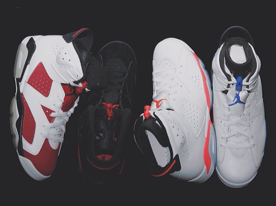 Air Jordan 6 2014 Retros