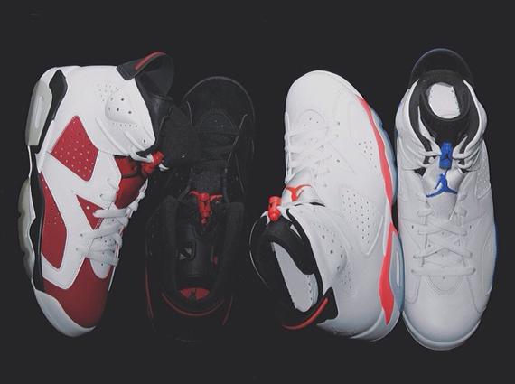 Air Jordan 6 2014 Retros