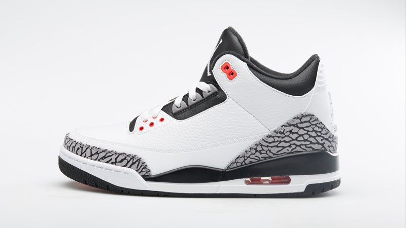 air jordan 3 infrared 23 footlocker black