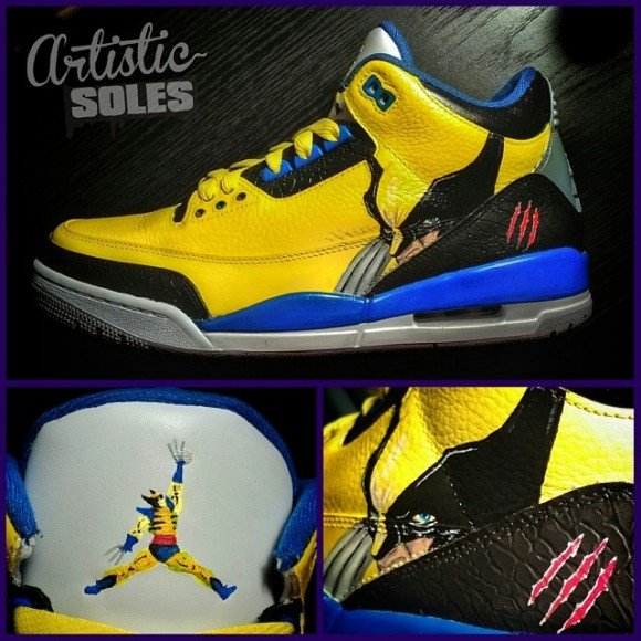 air-jordan-iii-3-wolverine-customs-sal-artistic-soles