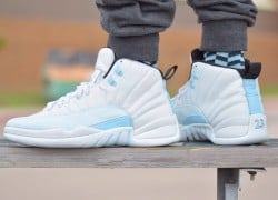 "Air Jordan XII (12) ""Legend Blue"" Customs by Ceesay14"