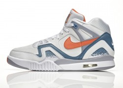 "Nike Air Tech Challenge II ""Clay Blue"" – Official Look"