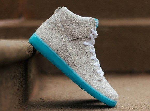 Baohaus x Nike SB Dunk High Chairman Bao Another Look