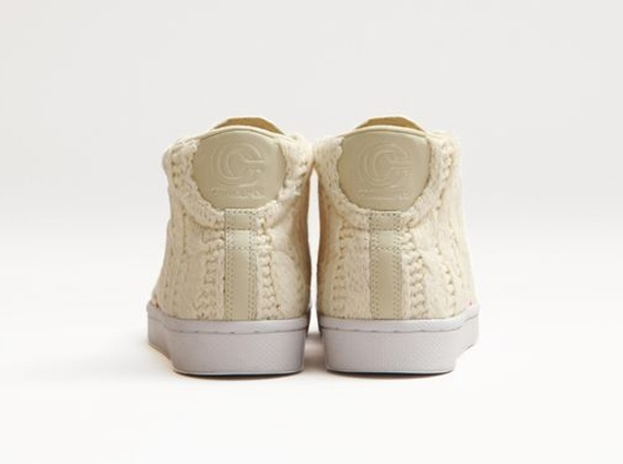 Concepts x Converse Pro Leather Hi Aran Sweater Special Packaging