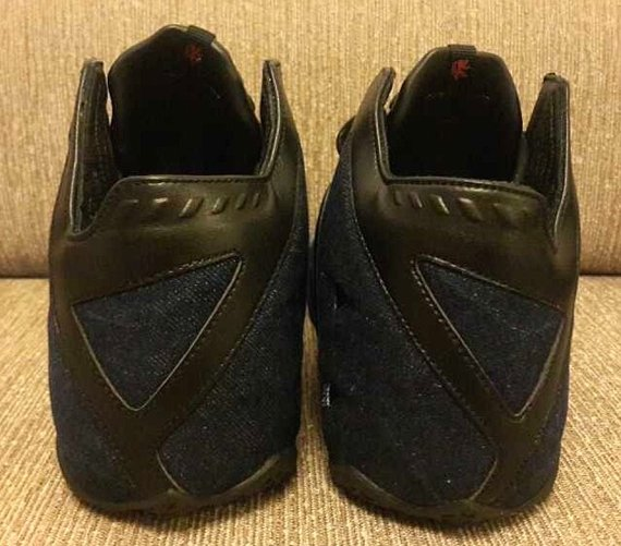 Nike LeBron 11 EXT Denim Another Look