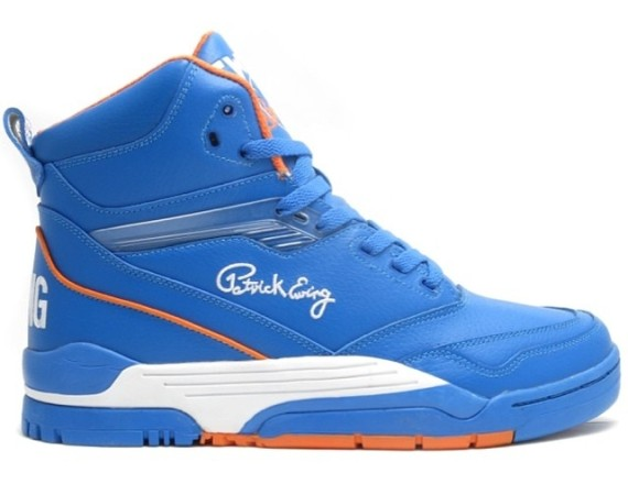 Ewing Center Retro Knicks First Look