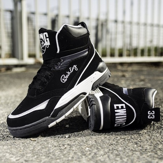 Ewing Center Retro Black White Another Quick Look