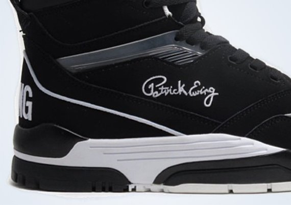 Ewing Center Retro Black White First Look