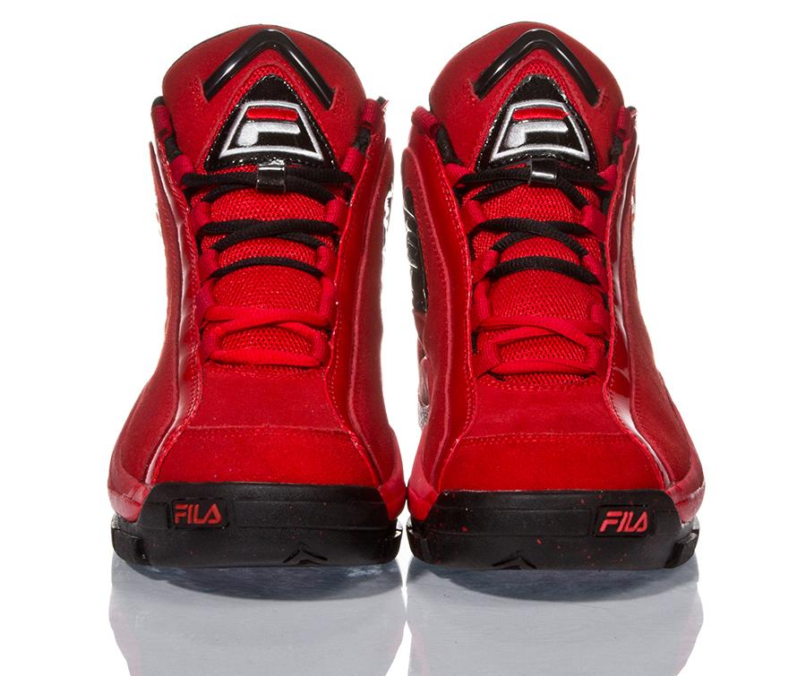 FILA 96 Red Suede Release Date + Info