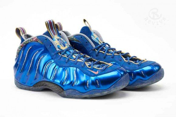 Nike Air Foamposite One Imperial by Revive Customs