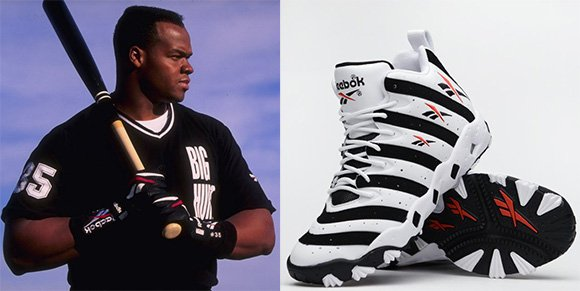 Frank Thomas Sues Reebok over Big Hurt