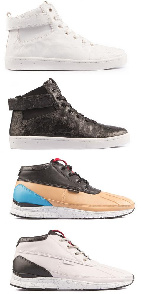 Gourmet Spring 2014 Footwear Collection