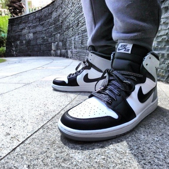 "6fbd2b14c8af Air Jordan 1 Retro High OG ""Barons"" – Yet Another Quick Look ..."