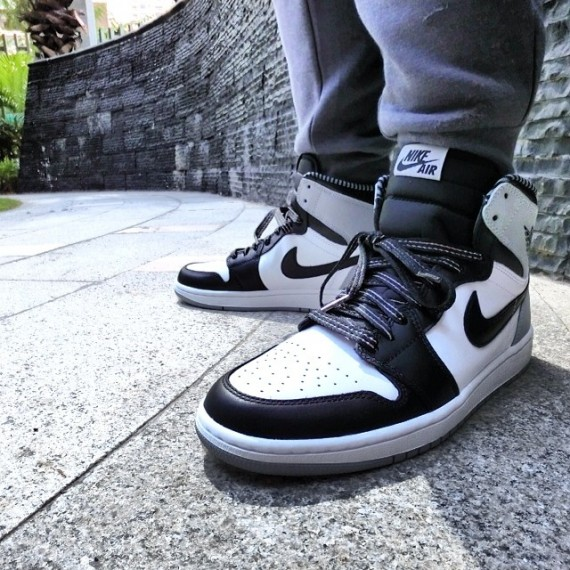 Air Jordan 1 Retro High OG Barons Yet Another Quick Look