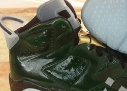"Air Jordan 6 ""Champagne and Cigar"" Pack – Another Look"