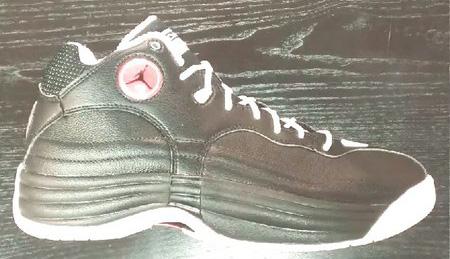 Jordan Brand Strikes Back Jordan Team One Black White