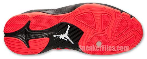 Jordan CP3.VII AE Black Infrared 23