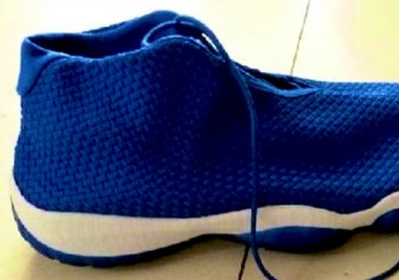Jordan Future Blue White