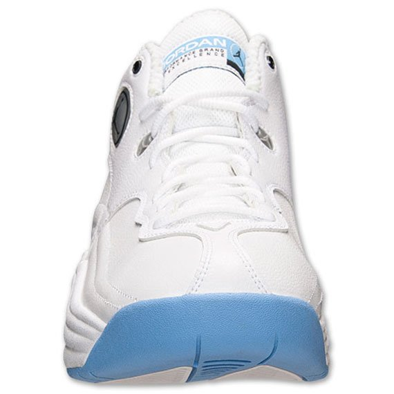 Jordan Jumpman Team 1 White University Blue Now Available
