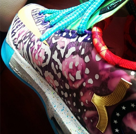 Nike What The KD 6 Closer Look