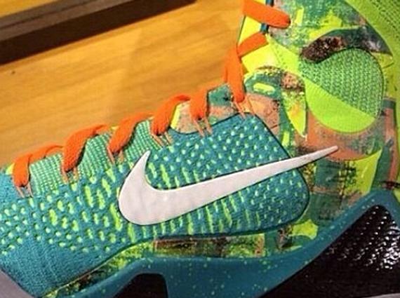 Nike Kobe 9 Elite Influence First Look