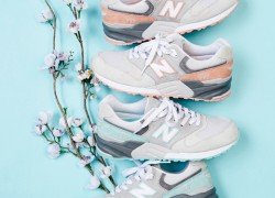 "New Balance Spring/ Summer 2014 ML999 ""Cherry Blossom"" Pack"