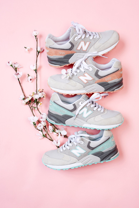 New Balance Spring Summer 2014 ML999 Cherry Blossom Pack