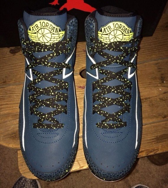 Air Jordan 2 Night Shade Yet Another Look