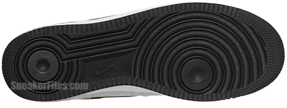 Nike Air Force 1 Low Wolf Grey Black