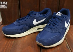 "Nike Air Max 1 Essential ""Navy"" (Suede Pack) – Detailed Look"