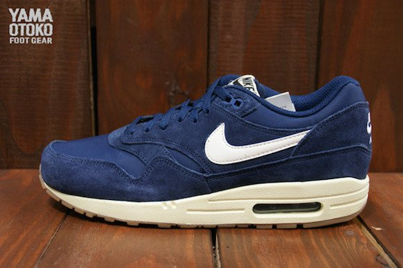 nike air max 1 essential navy