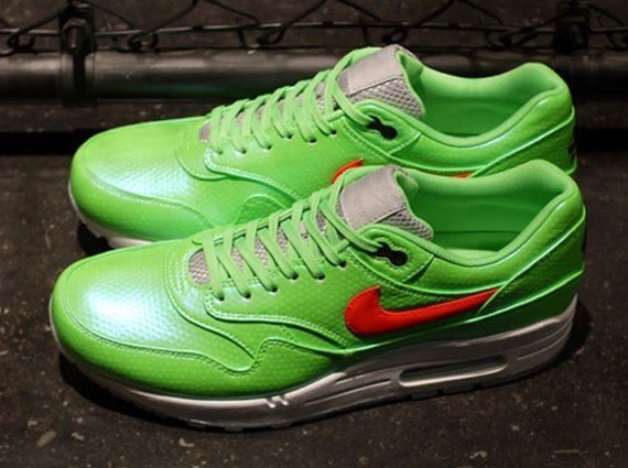 check out 4e9b0 8c958 Nike Air Max 1 FB Mercurial Neo Lime Another Look