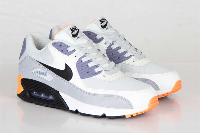 nike dunk rétro hauts sommets - Nike Air Max 90 Essential 'Light Base Grey/Black-Iron Purple ...