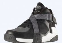 Nike Air Raid Black Flint Grey White Another Look
