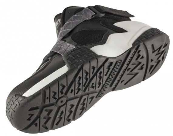 Nike Air Raid Black Flint Grey White Another Look