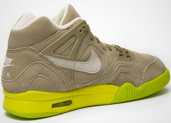 Nike Air Tech Challenge II Suede Bamboo Spring 2014